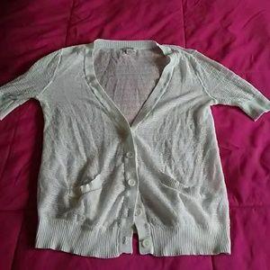 Women's cardigan top